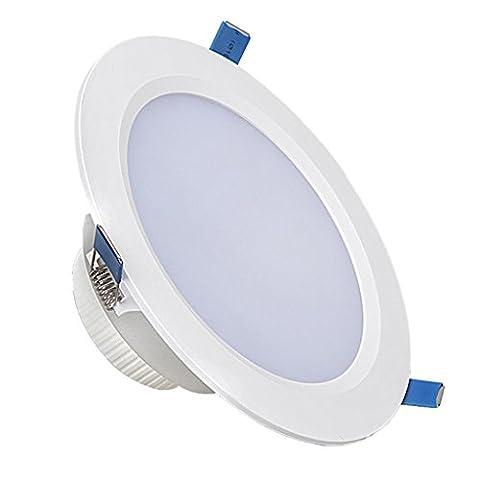 Downlight Ceiling Light Led Spotlights Embedded Bucket Light Highlight All