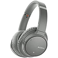 Sony WH-CH700N Wireless Bluetooth Noise Cancelling Headphones - Grey - ukpricecomparsion.eu