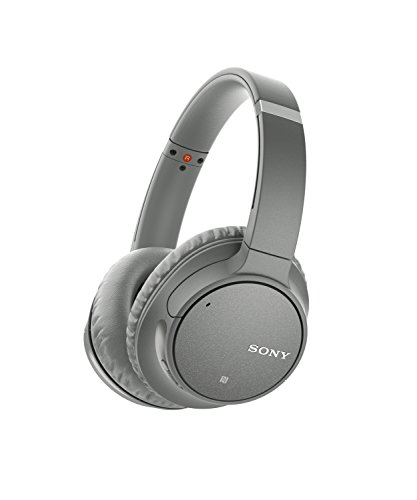 Sony WH-CH700N Casque Sans Fil Bluetooth à Réduction de Bruit - Gris