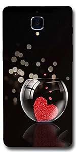 SEI HEI KI Designer Back Mobile Cover For One Plus 3 :: OnePlus 3 :: One + 3