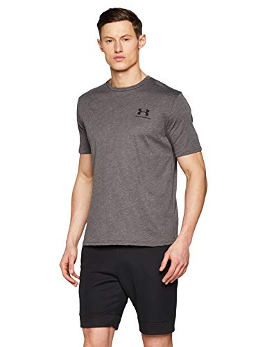 Under Armour Herren UA Sportstyle Kurzarm,T-Shirt ,Grau,S