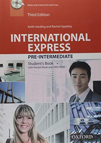 International Express Pre-Intermediate. Student's Book Pack 3rd Edition (International Express Third Edition)