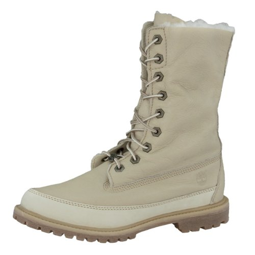 Timberland Nellie Ftb_nellie Pull On Wp Boot, Bottes Femme Vert