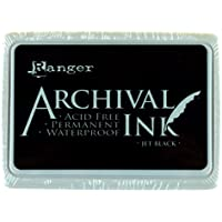 Tinta Archival Jet Black