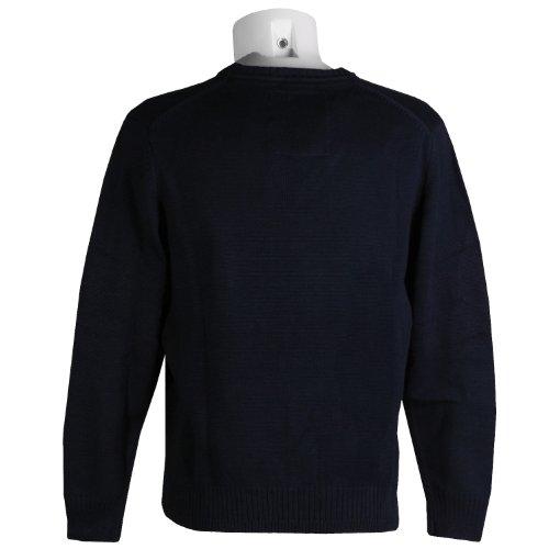 Arqueonautas, V Neck Pullover Pulli, 706705, navy [11106] Navy