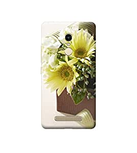 Ebby Premium Printed 3D Designer Back Case Cover For Xiaomi Redmi Note 3 (Premium Designer Cae)