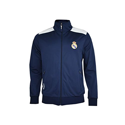Real Madrid- Sudadera para Hombre
