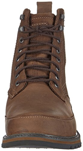 Timberland EK Chestnut Ridge FTM_6in Mixed Media WP Herren Halbschaft Stiefel Braun (Dark Brown)