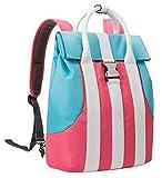 YANHNG Laptop Rucksack Stilvolle Rucksack Reise Wandern Outdoor Rucksack Schultasche Für 14-Zoll-Laptop,E-S