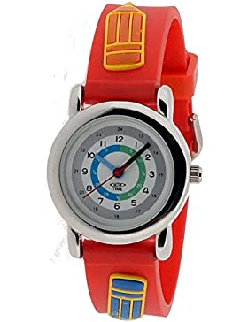 At Time Unisex Kinder-Armbanduhr 454-1802-00