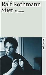 Stier: Roman (suhrkamp taschenbuch)
