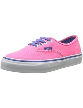 Vans Unisex-Kinder K Authentic Lauflernschuhe Sneakers