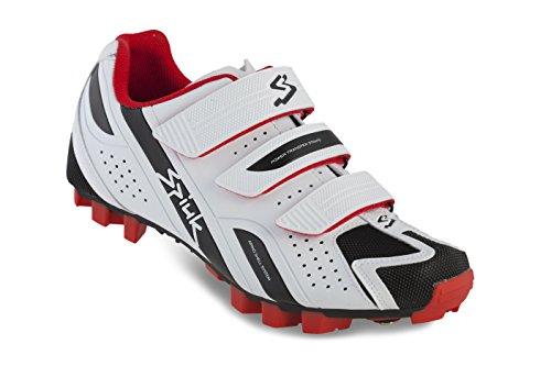 Spiuk Rocca MTB Chaussures de sport unisexe Blanc