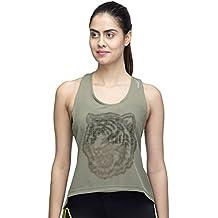 Reebook C Racerback TNK - Camiseta para mujer