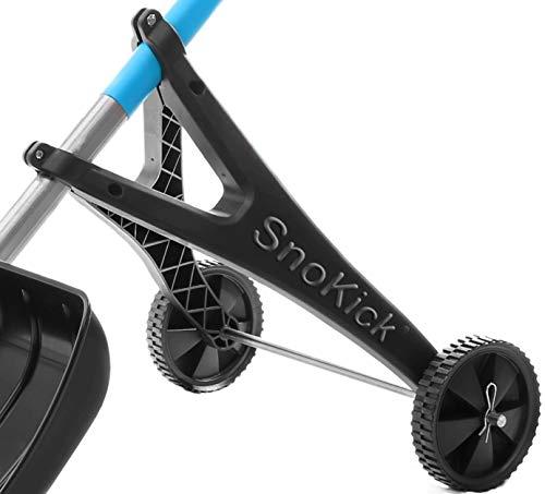 SnoKick ® - Die clevere Schneeschaufel-Hilfe