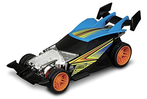 HappyPeople Hot Wheels Pro Drift RC,Drift King, volle FAHR-& Lenk-funktion, con Drift-Funkti