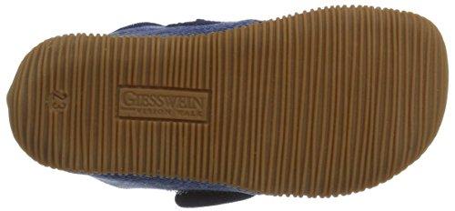 Giesswein Jungen Senscheid Flache Hausschuhe Blau (527 / jeans)