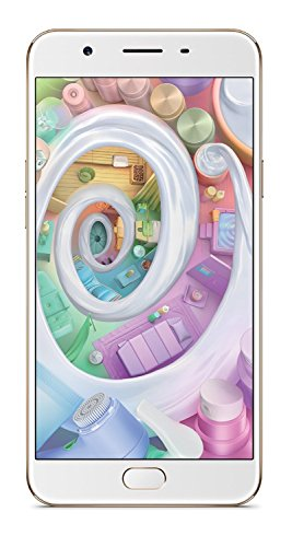 Oppo F1S  (Gold, 64GB) image