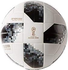 Voodania Avatoz Fcb Replica Football - Size: 5, Diameter: 26 Cm (Pack Of 1, Multicolor)
