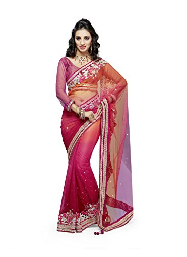 3014 - Designer Party Wear Saree  available at amazon for Rs.1845