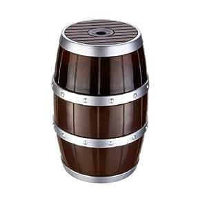 Barrel Modèle USB / Batterie AUTO crayon électrique (Brown)