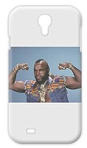 Mr.T A-Team Biceps T-Shirt Samsung Galaxy S4 Plastic Case