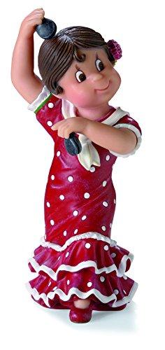 Nadal - Mod. 746696–Statuetta Decorativa di Ballerina di Flamengo