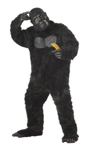 Deluxe Gorilla Suit Costume Adult ()