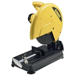 DEWALT D28710-QS – Tronzadora de corte rápido 2.200W – Ø 355mm 3.800 rpm Disco Abrasivo
