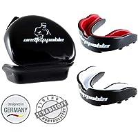 Unstoppable Mundschutz|Allrounder|Kampfsport|Zahnschutz|Box + Anleitung Designed in Germany