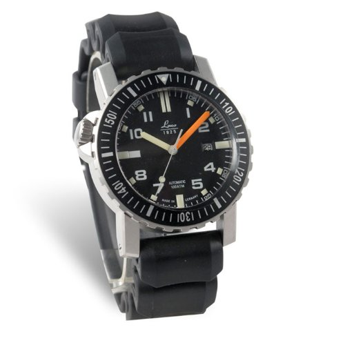 Laco Men's Automatic Watch 861704 with Rubber Strap