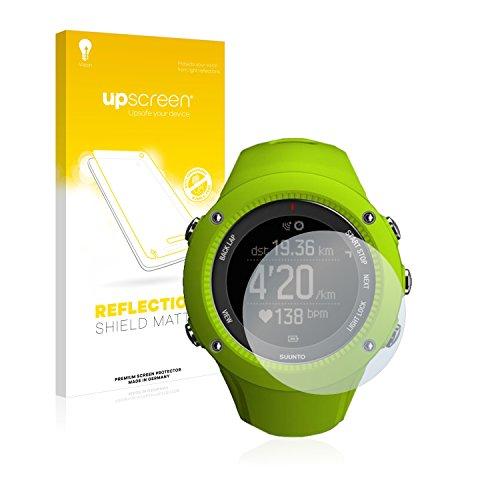 upscreen Matt Displayschutzfolie für Suunto Ambit3 Run Lime Schutzfolie Folie – Entspiegelt