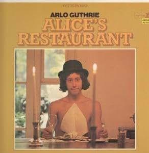 Arlo Guthrie Alice S Restaurant Vinyl