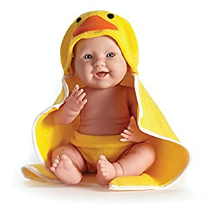JC TOYS Newborn - Muñeco recién Nacido - 43 cm