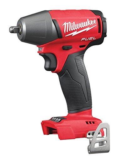 Milwaukee M18-tools Fuel (Milwaukee Akku-Schlagschrauber mit Sprengring M18FIWF12, 1/2 Zoll Vierkant (18 Volt))