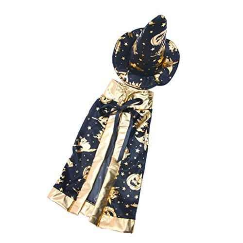 Sharplace Puppenkleidung Halloween Kostüm Satz Für 18 Zoll American Girl Puppe Zubehör - ()