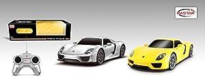 RASTAR massG 71400-Porsche 918Spyder, 1: 24, Radio Control Juguete Auto