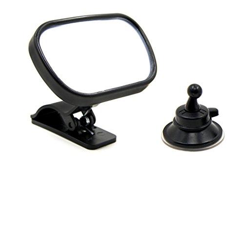 Miroir d'observation de sécurité pour enfants Miroir intérieur Miroir de courtoisie ( couleur : Moyen )