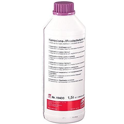 febi bilstein 19400 Antifreeze / Coolant G12 Plus (Violet) 1.5