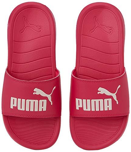 PUMA Unisex-Erwachsene Popcat 20 Dusch-& Badeschuhe, (Bright Rose-Pink Rosewater 05), 46 EU