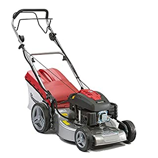 Mountfield 295546548/BQ SP533ES Petrol Rotary Lawnmower, Grey