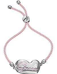 Guess - Bracelet - Femme - Acier Inoxydable Textile
