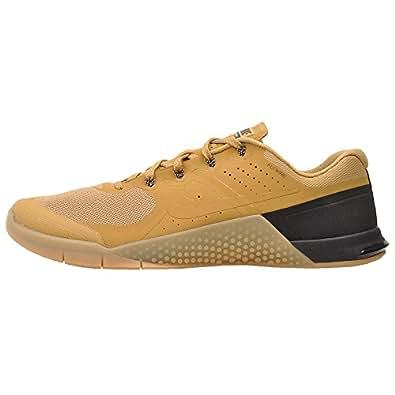 Nike Mens Metcon 2, Haystack / Haystack - Gum Yellow, 9. 5 M US