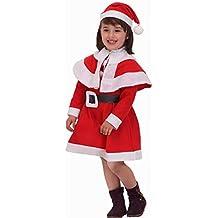 Atosa - B/Percha Disfraz mamá Noel niñas ...