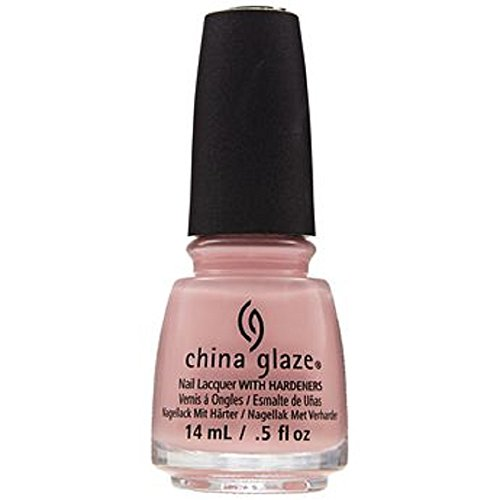 China glaze Nail Lacquer - My Sweet Lady (Pale Pink Crème), 14 ml