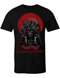 Game of Thrones - T-shirt - Homme multicolore Multicoloured S