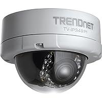 TRENDnet TV-IP342PI Caméra de surveillance Blanc