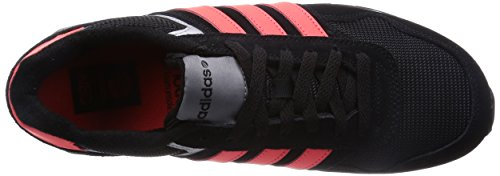 Adidas 10k Chaussures De Sport, Hommes Core Black / Solar Red / Grey