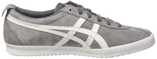 Asics Mexico Delegation, Gymnastique mixte adulte Gris (Grey/White)