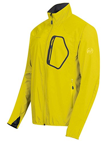 Mammut Herren Softshell Jacke Ultimate Light Salamander